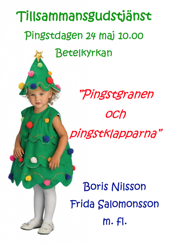 Pingstgranen